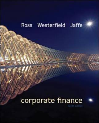 Corporate Finance 10th Edition
