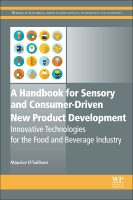 A Handbook for Sensory and Consumer-Driven New Product Development: Innovative Technologies for the Food and Beverage In