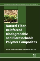 Natural Fibre-reinforced Biodegradable and Bioresorbable PolymerComposites