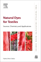Natural Dyes for Textiles: Sources, Chemistry and Applications
