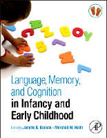 Language, Cognition, and Memory in Infancy and Early Childhood