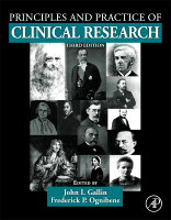 Principles and Practice of Clinical Research, 3e