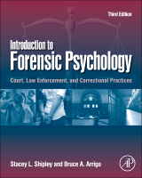Introduction to Forensic Psychology 3e