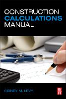 Construction Calculations Manual