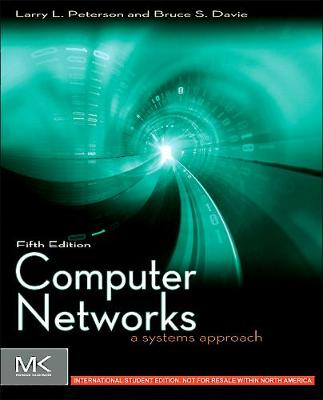 Computer Networks: A Systems Approach, 5th Edition, International Standard Edition
