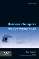 Business Intelligence 2e