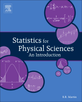 Statistics for Physical Science 1e