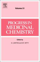 Progress in Medicinal Chemistry, Volume 51