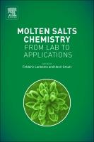 Molten salts: fundamental and applications: fundamental and applications
