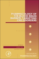 Pharmacology of the Blood Brain Barrier: Targeting CNS Disorders, Vol 71