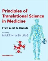 Principles of Translational Science and Medicine 2E