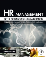 Human Resource Management in the Forensic Science Laboratory