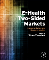 eHealth: Implementation and Business models in two-side markets