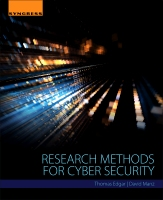 Research Methods for Cyber Security