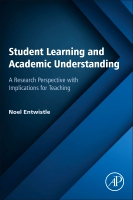 Student Learning and Experiences of Academic Understanding: Research and its Implications for Teaching and Studying