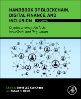 Handbook of Digital Finance and Inclusion, Volume 1: Cryptocurrency, FinTech, InsurTech, and Regulation