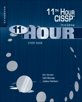 Eleventh Hour CISSP 3e: Study Guide