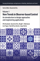 New Trends in Observer-based Control - Design and Applications - Volume 1
