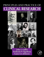 Principles and Practice of Clinical Research 4E