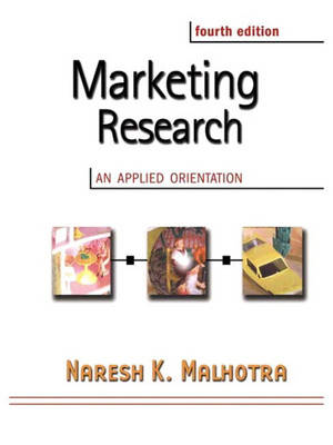 Marketing Research: An Applied Orientation with SPSS