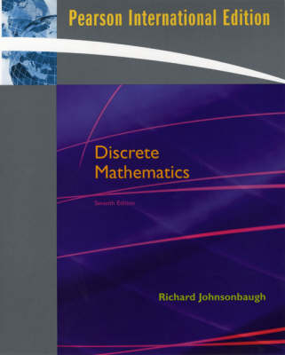 Discrete Mathematics: Discrete Mathematics International Version