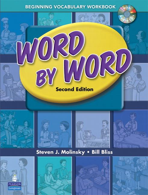 Word by Word Beginning Vocabulary Workbook