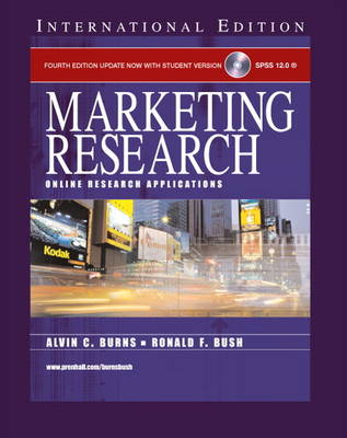 Marketing Research: Update Edition with SPSS 12.0: International Edition