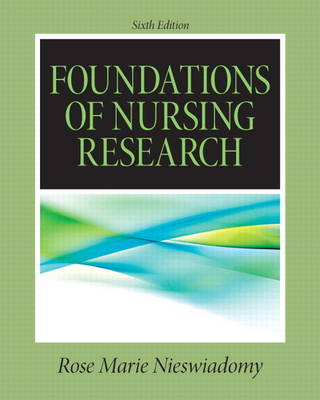 Foundations in Nursing Research