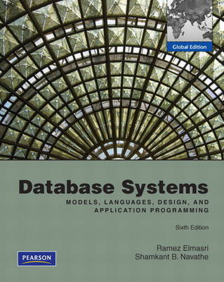 Database Systems: Global Edition