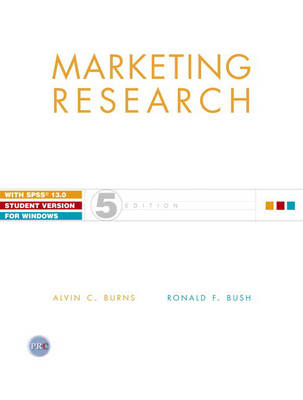 Marketing Research & SPSS 13.0 Student CD Pkg.
