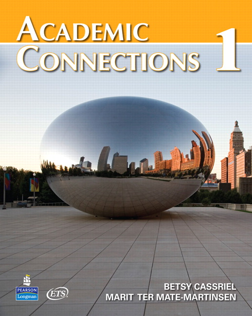 Academic Connections 1 with MyLab English
