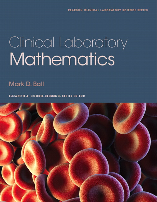 Clinical Laboratory Mathematics