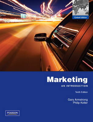 Marketing: An Introduction (with MyLab Marketing & Pearson eText Student Access Code Card): Global Edition