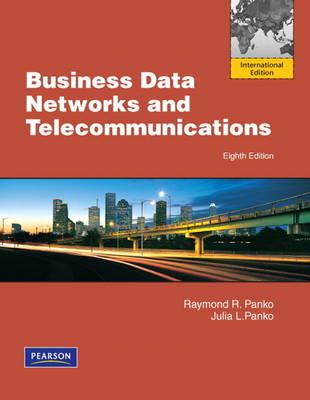 Business Data Networks and Telecommunications: International Version
