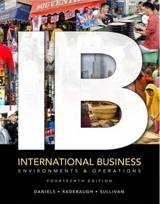 International Business: Environments & Operations