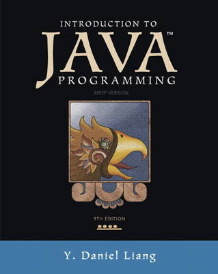 Introduction to Java Programming, Brief Version