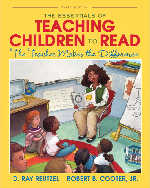 Essentials of Teaching Children to Read, The: The Teacher Makes the Difference