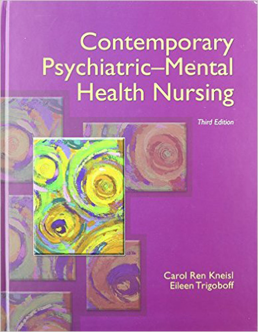 Contemporary Psychiatric-Mental Health Nursing with DSM-5 Transition Guide