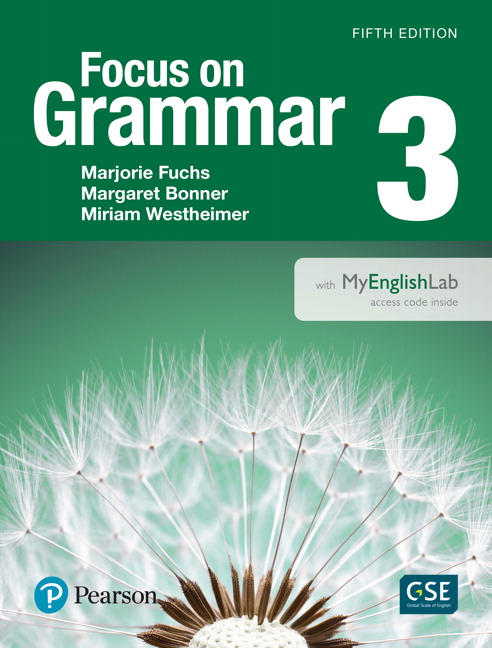 Focus on Grammar 3 Student Book with MyEnglishLab