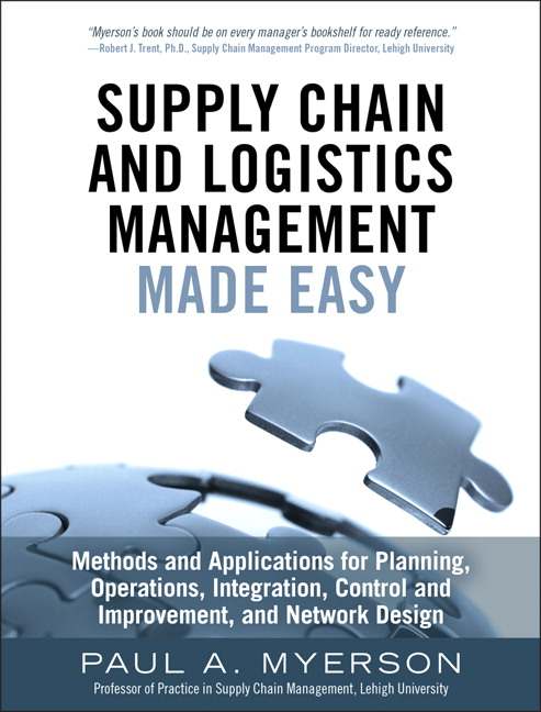 Supply Chain and Logistics Management Made Easy