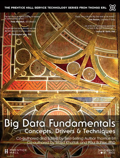 Big Data Fundamentals: Concepts, Drivers & Techniques