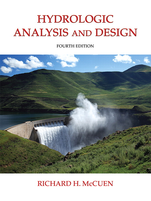 Hydrologic Analysis and Design