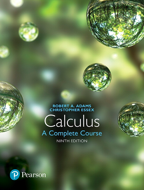 Calculus: A Complete Course + MyLab Math with eText