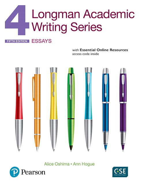Longman Academic Writing Series 4: Essays with Essential Online Resources