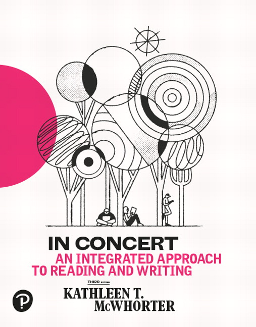 In Concert: A Integrated Approach to Reading & Writing
