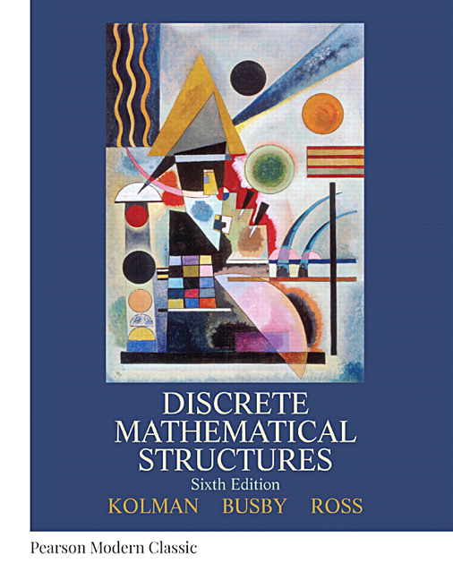Discrete Mathematical Structures (Classic Version)