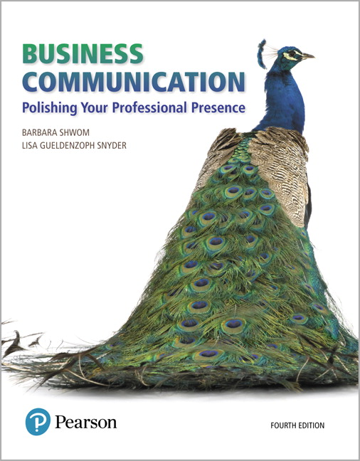 Business Communication: Polishing Your Professional Presence