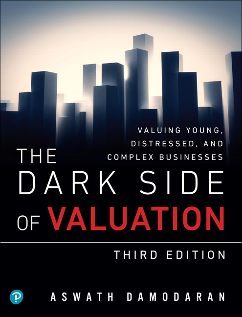 Dark Side Valuation