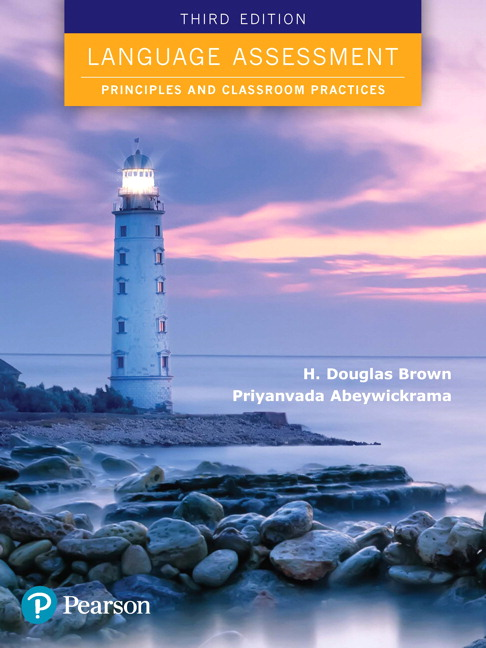 Language Assessment: Principles and Classroom Practice