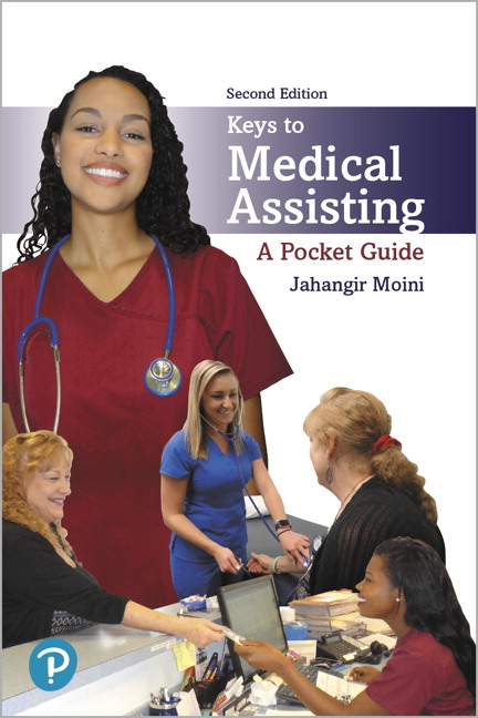 Keys to Medical Assisting: A Pocket Guide